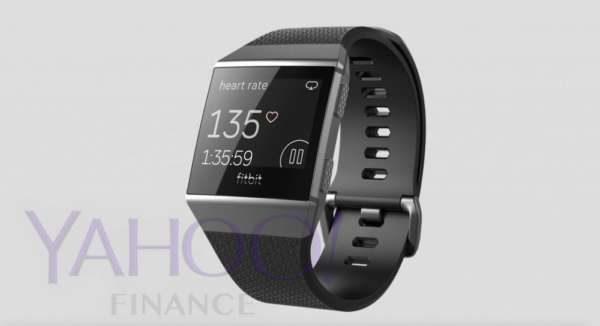 Fitbit-smartwatch