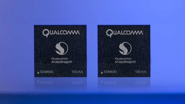 Qualcomm Snapdragon 660 630