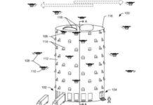 Amazon torre droni