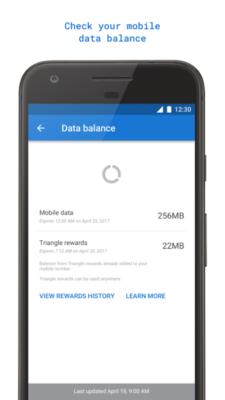 Google rilascia Triangle data saver