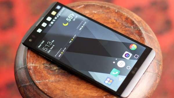 LG V30 non avrà un display secondario