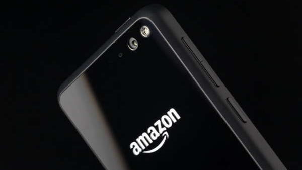 Amazon Fire Phone Ice smartphone