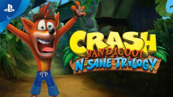 Crash Bandicoot N. Sane Trilogy day one