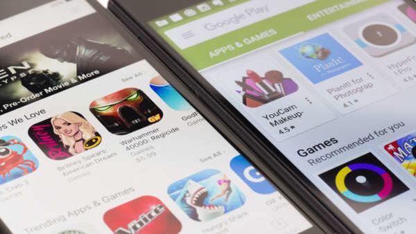 Google Play Store filtri di ricerca app