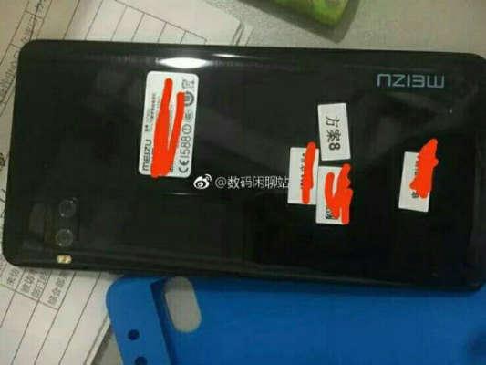 Meizu Pro 7, le foto del prototipo con schermo e-ink: tutte le caratteristiche