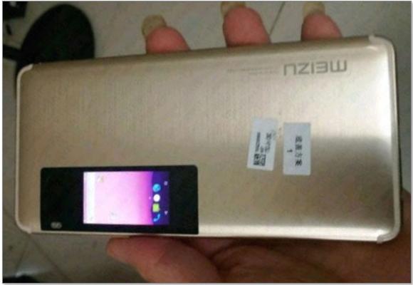 Meizu PRO 7 si mostrerebbe in alcune foto reali
