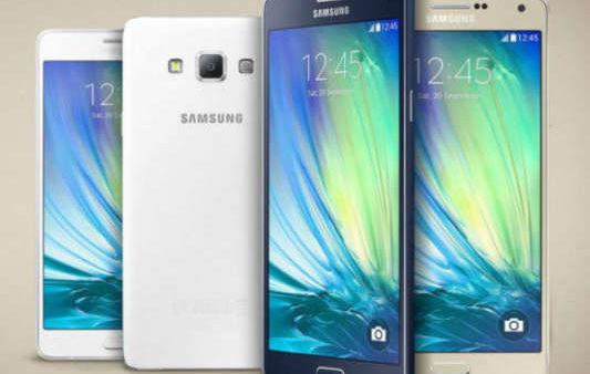 Samsung Galaxy A3 2016 Android Nougat 7.0
