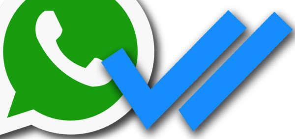 WhatsApp: come eliminare le doppie spunte blu