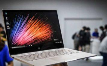 Xiaomi Mi Notebook Air leaks
