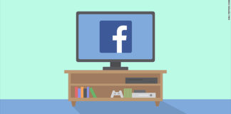 Facebook TV debutto