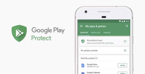 Google Play Protect roll-out