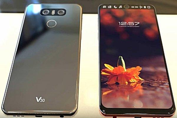 LG V30: prezzo, uscita, scheda tecnica e foto rubate, tutti i rumors