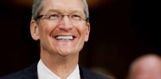 Tim Cook è stato il CEO più pagato del 2016 secondo Standard and Poor's