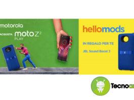 Lenovo Moto Z2
