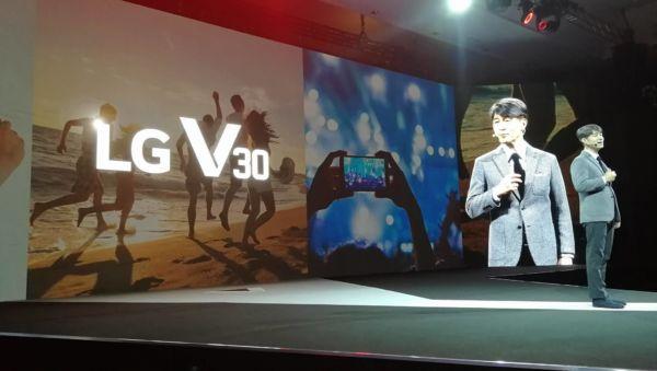 LG V30 a IFA 2017
