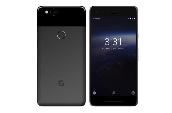 Google Pixel 2 di HTC passa dalla FCC con Android 8.0.1