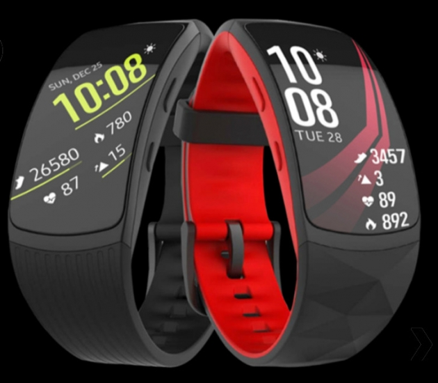 Ufficiali Gear Sport, Gear Fit2 Pro e Gear Icon X 2018 — Samsung
