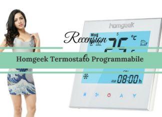 Homgeek Aria Condizionata Termostato Programmabile