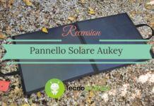 pannello solare Aukey 100W