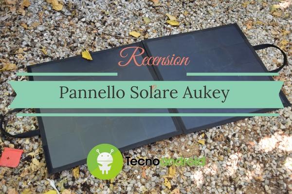 Pannello Solare Solcrafte Recensioni : Recensione pannello solare aukey w bello potente e
