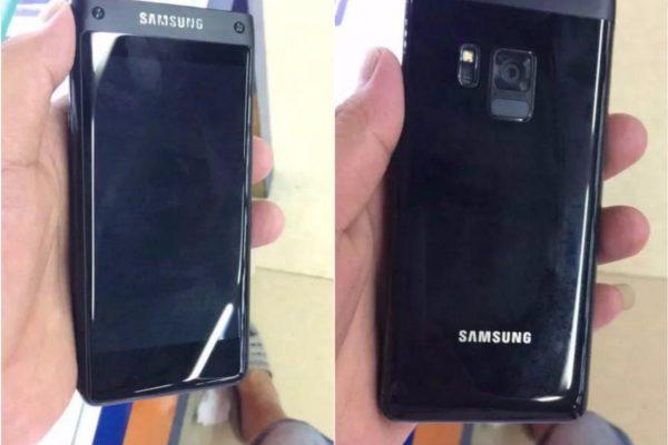 Samsung Flip Phone SM-G9298