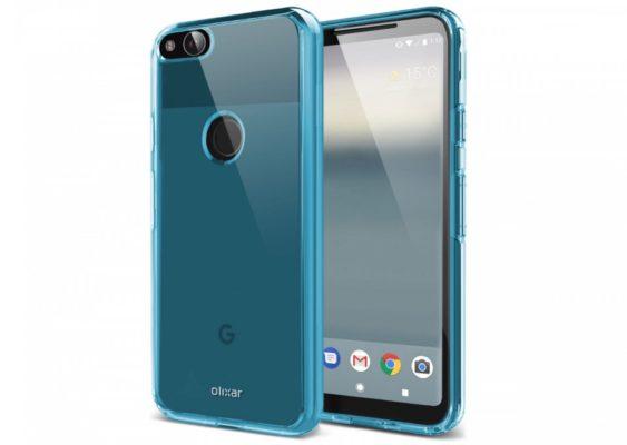 Google Pixel 2: nuove foto rubate confermano il design