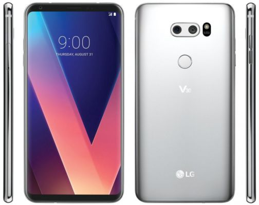 Rivelato il design definitivo di LG V30?