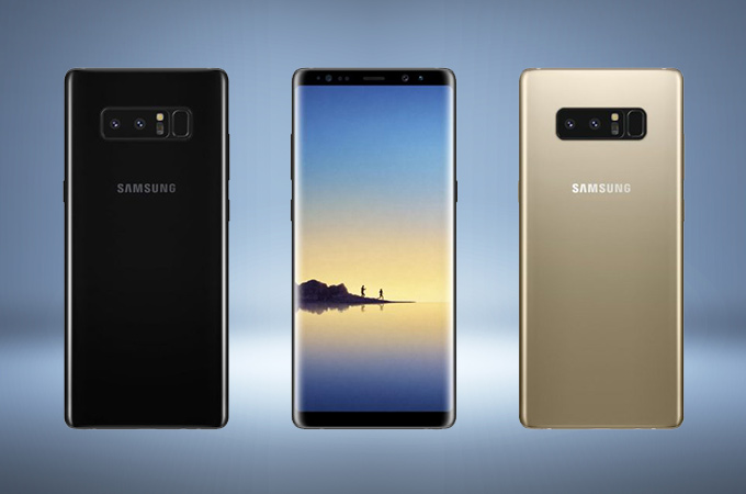 Il samsung galaxy note 8 appare su geekbench con 8gb di for Nuovo galaxy note 8