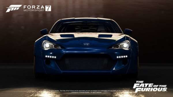 Fast & Furious Forza Motorsport 7