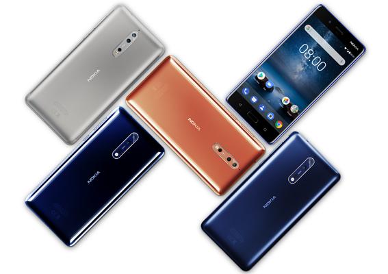 Nokia 8 dovrebbe ricevere l'aggiornamento ad Android 8.0 Oreo a fine ottobre