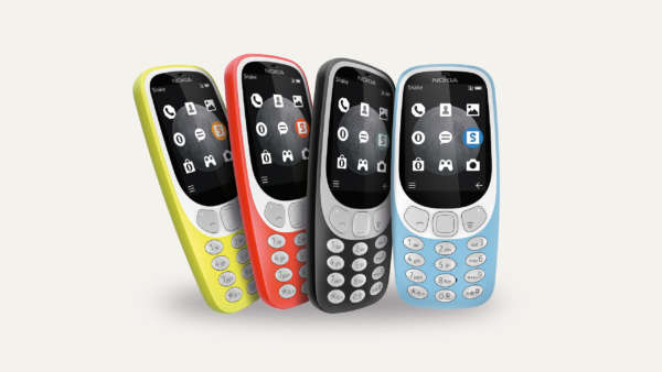 Nokia 3310, adesso anche 3G