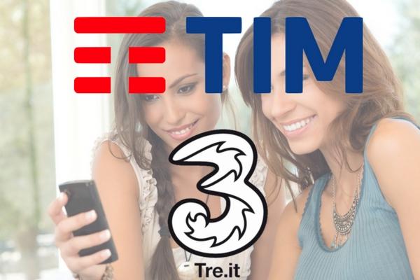 Passa a tim vs passa a tre le migliori tariffe di for Numero per chiamare amazon