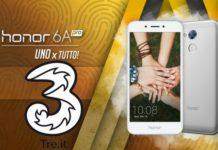Tre e Honor 6A Pro