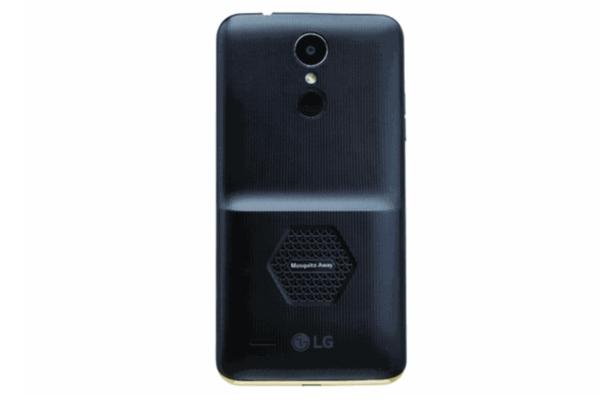LG K7i ecco lo smartphone antizanzare