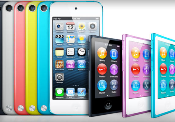 Apple manda in pensione l'iPod nano di sesta generazione