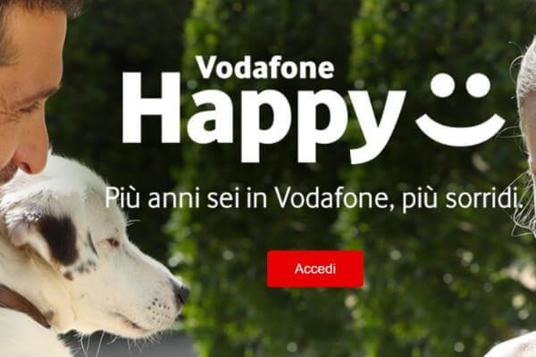 Vodafone Happy Friday torna oggi con un gradito regalo