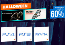 Halloween PlayStation Store