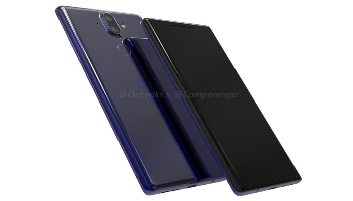 Nokia 9, un rendering esclusivo