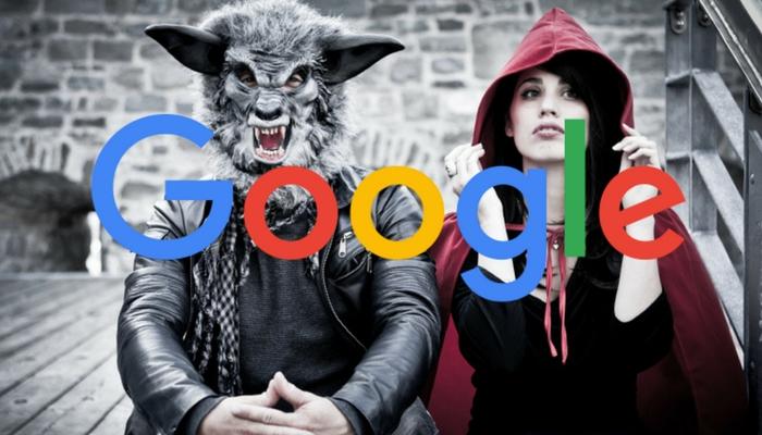 Google si prende gioco degli utenti, ad Hallowen una serie di risposte spaventose