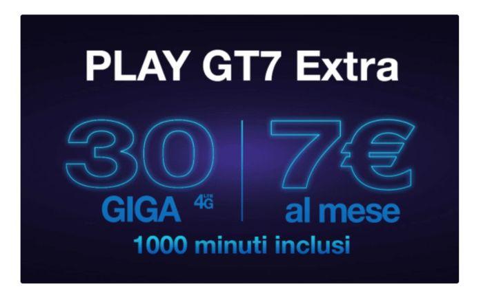 Tre Play GT7 Extra