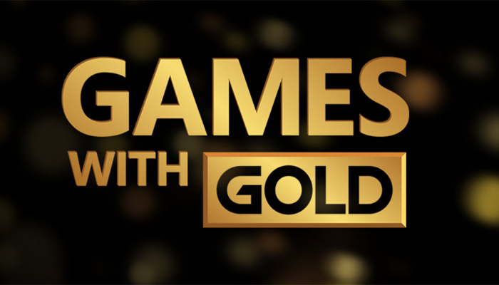 Xbox game with gold