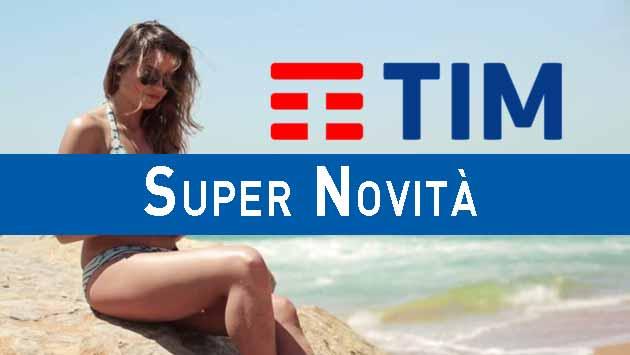 TIM ricarica online per oggi 10 ottobre, 10€ in più alla ricarica successiva