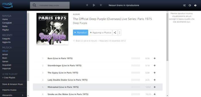 Amazon Music Unlimited, la vera alternativa ad Apple Music e Spotify