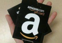 Amazon buoni sconto in regalo