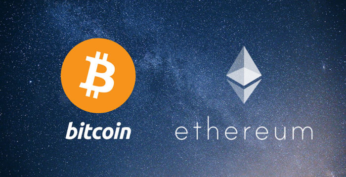 Bitcoin ed Ethereum android