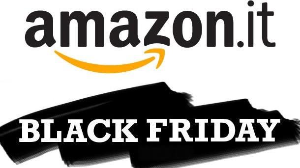 Black-Friday, le migliori offerte su Amazon