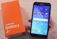 Galaxy J7 2016 si aggiorna