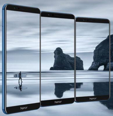 Honor 7X, smartphone middle-range dotato di un display in 18: 9!