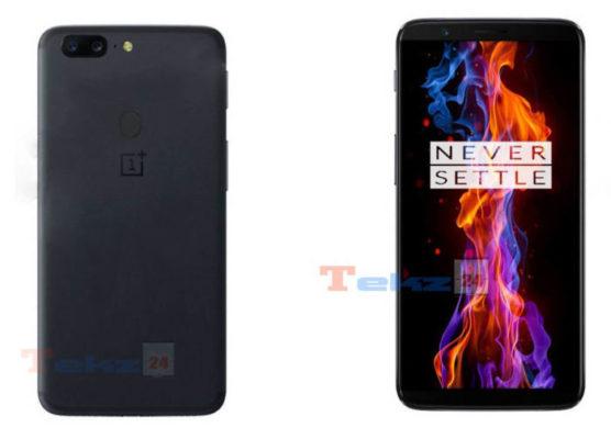 OnePlus 5T: sarà questo il design definitivo?