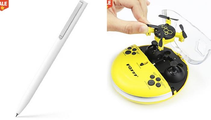 Xiaomi, arrivano il drone e penna originale Xiaomi ad un prezzo folle
